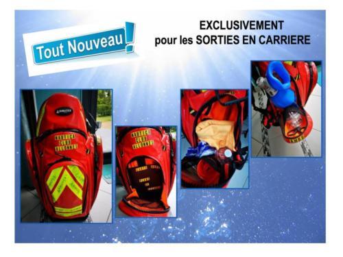 RIFAP-Materiels-Sac secours Carrière 2019/2020
