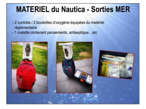 RIFAP-Materiels-Sac secours Mer 2019/2020